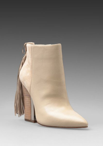 019ccf39f Sam Edelman Mariel Leather Pointed-Toe Bootie