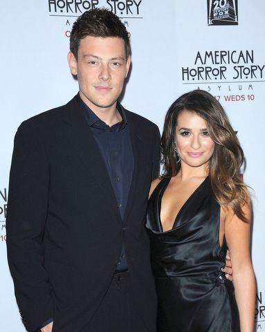 Cory Monteil's death even more tragic. Lea Michele & Cory had been planning their wedding.