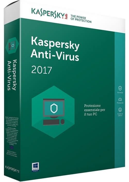 Kaspersky Anti-Virus 2017 Serial Key + Crack Full Version