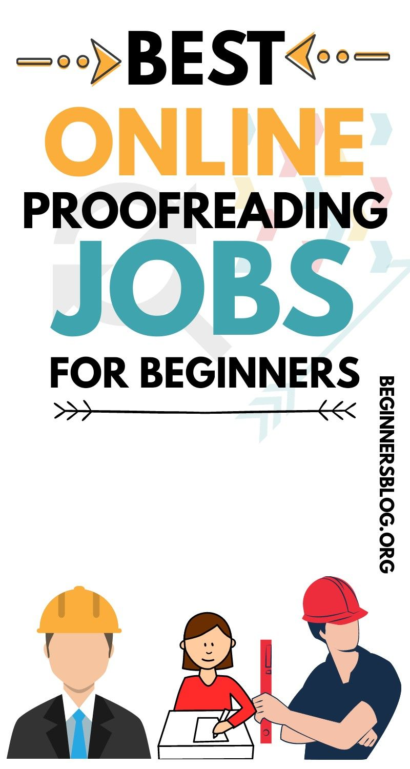 Best Online Work from home jobs in 2020 Proofreading
