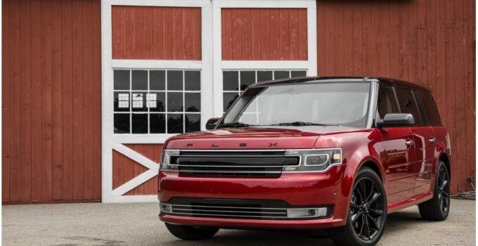 2020 Ford Flex Price