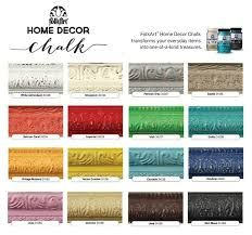 Folk Art Home Decor Chalk Paint