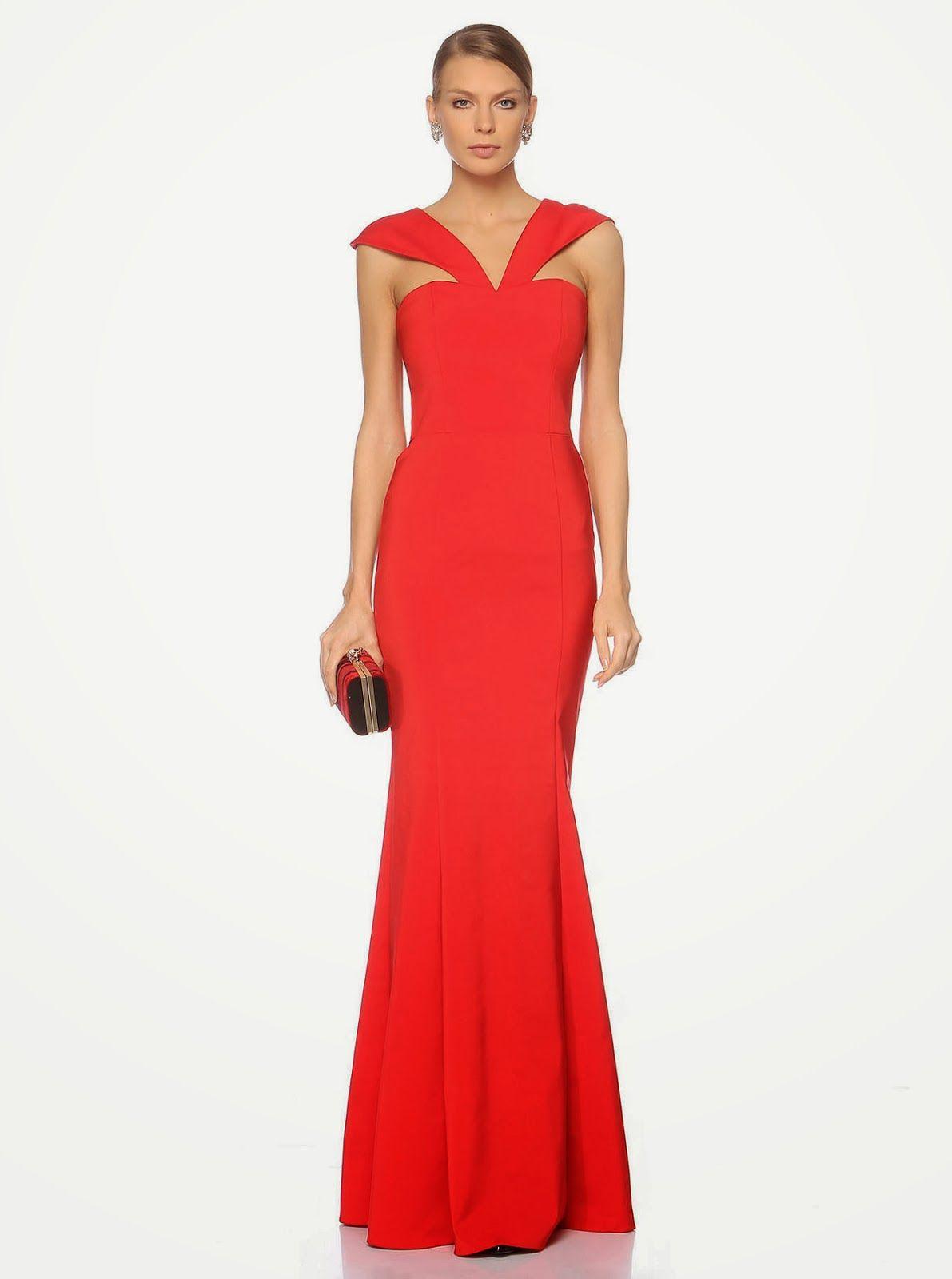 Pictures gece elbise modelleri 2013 uzun dekolteli gece elbise modeli - Ask L Abiye Omuz A K Abiye K Rm Z Abiye Uzun Abiye Dar Abiye