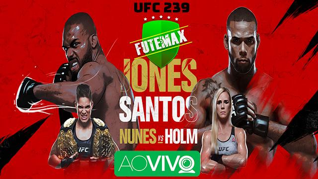 Assistir Jon Jones x Thiago Marreta ao vivo UFC 239 HD