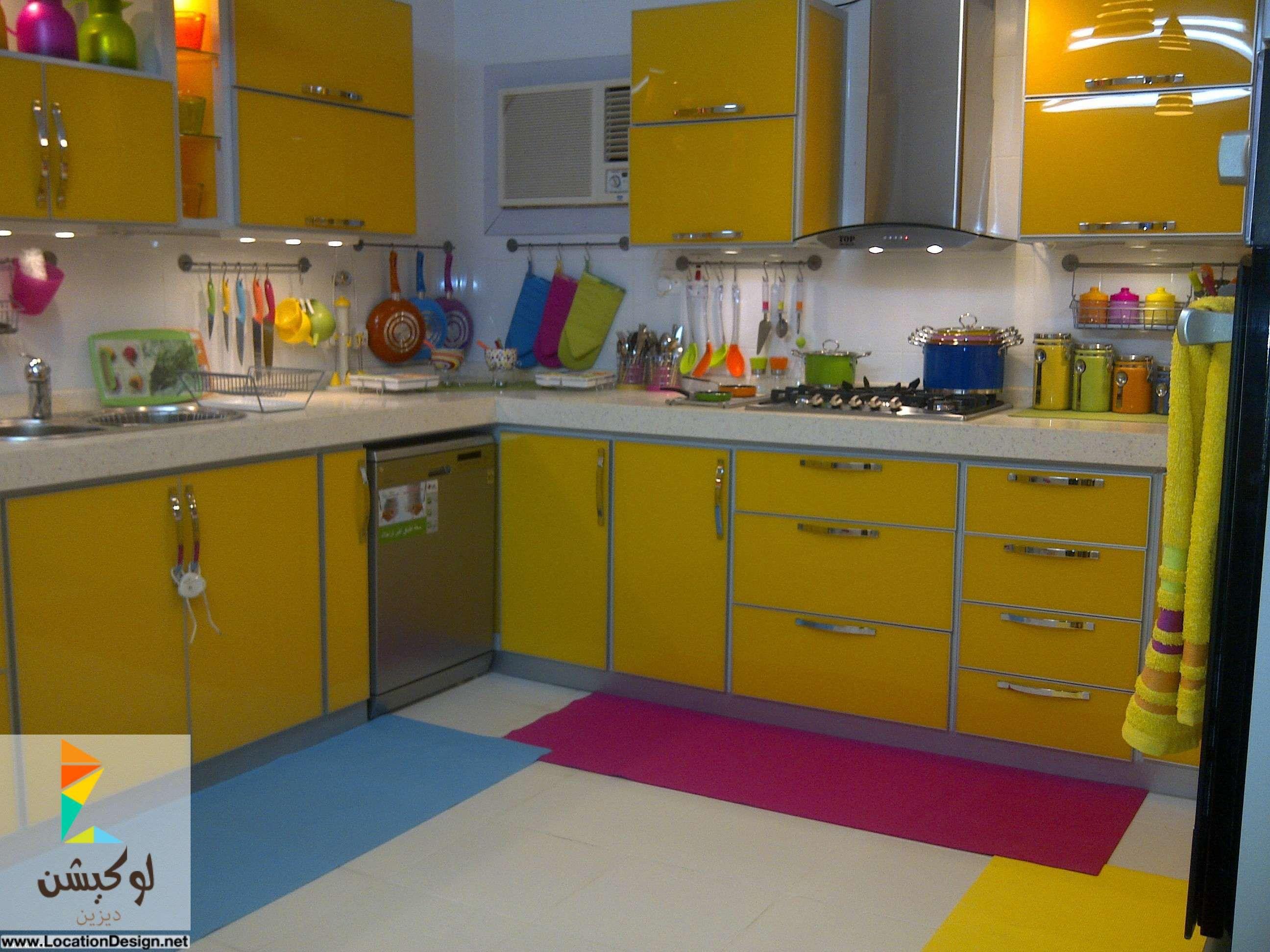 مطابخ المنيوم 2018 2019 ارقى تصميمات المطابخ الألمونيوم Kitchen Kitchen Cabinets Home