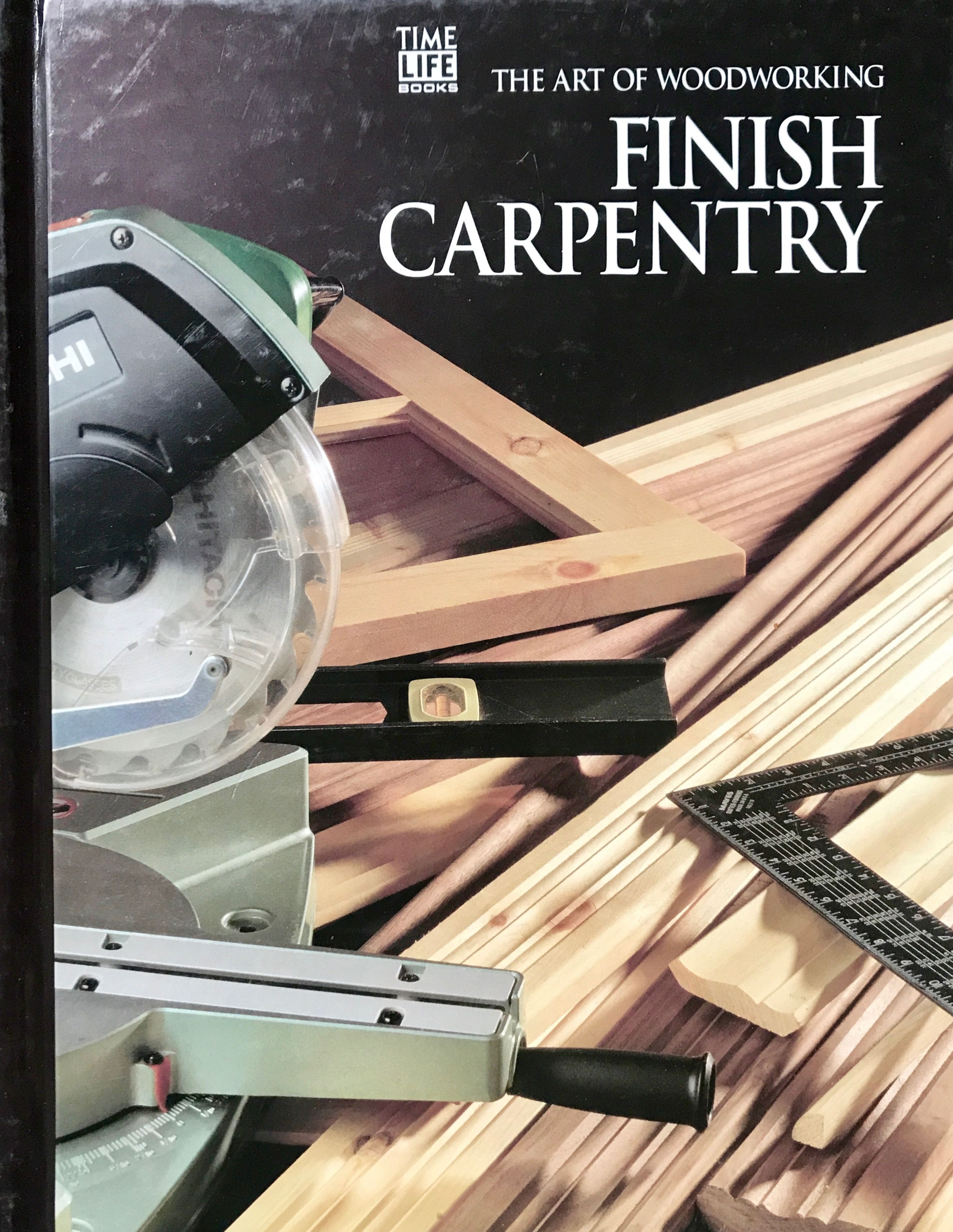 BOOK FINISH CARPENTRY