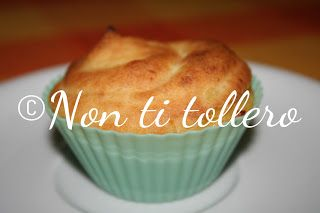 Muffin di patate senza glutine, latte e burro