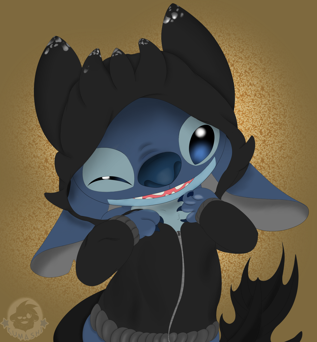 Stitch Fanatic Even Though Halloween Is Over Cute Disney Drawings Disney Drawings Cute Disney Wallpaper