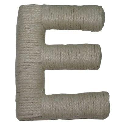 Monogram Burlap Wrap Pin ($3.00)