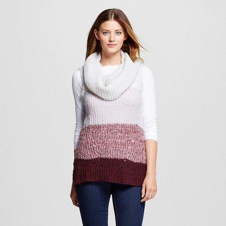 Women's Cowl Neck Sweater Tank - Knox Rose™ : Target | Fashion ...