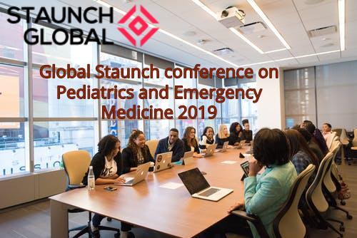 Pediatrics & Emergency Medicine 2019 will be held in