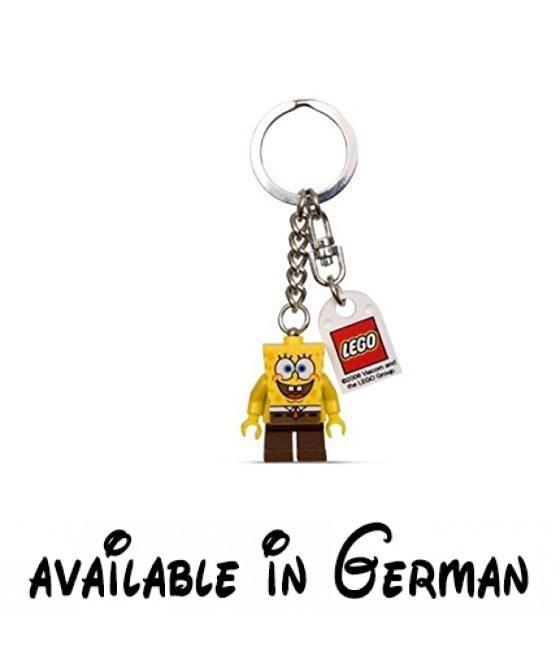 LEGO® 851838 SpongeBob-Schlüsselanhänger SpongeBob Schwammkopf.  #Toy #TOYS_AND_GAMES