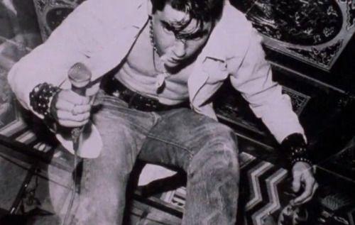 Germs: Darby Crash, Hong Kong Cafe 1979