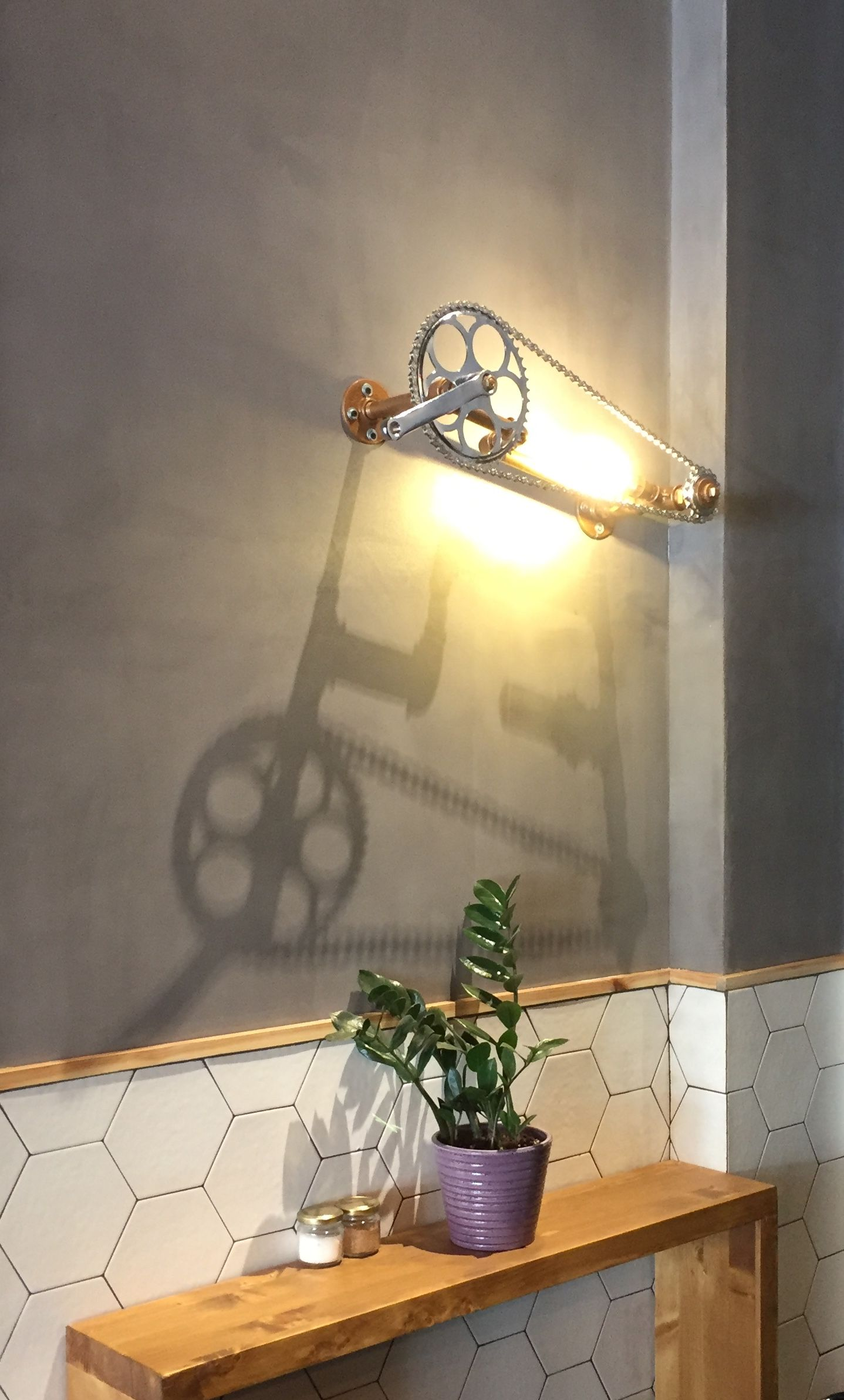 Pin by Ioannis Psomiadis on DIYHome Wall lights, Decor
