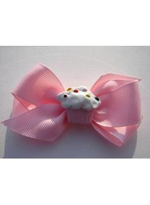 Felicity Cupcake Hair Clip
