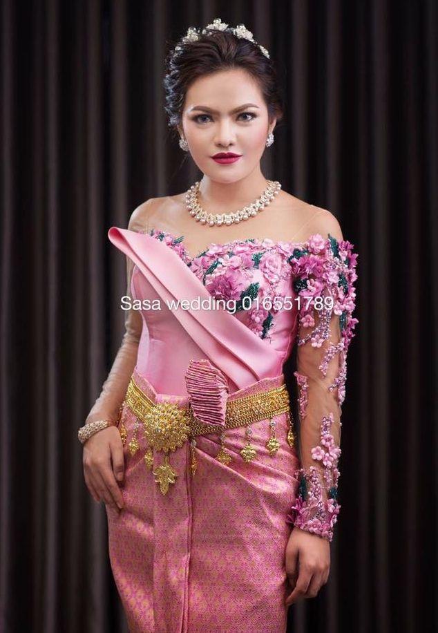 Pin de Sokay Tuy en Khmer Culture, Fashion & Dance | Pinterest