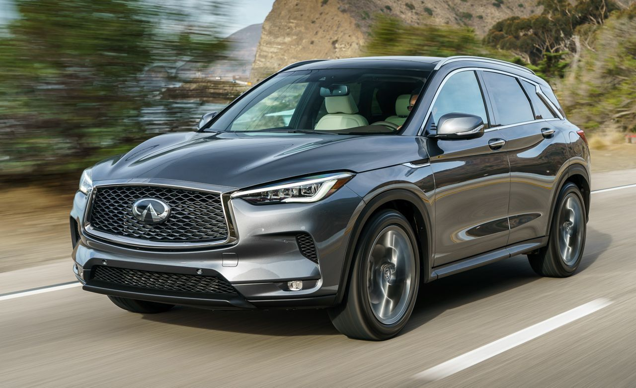 Top 2020 Infiniti Qx50 Weight Redesign Mobil Baru Suv