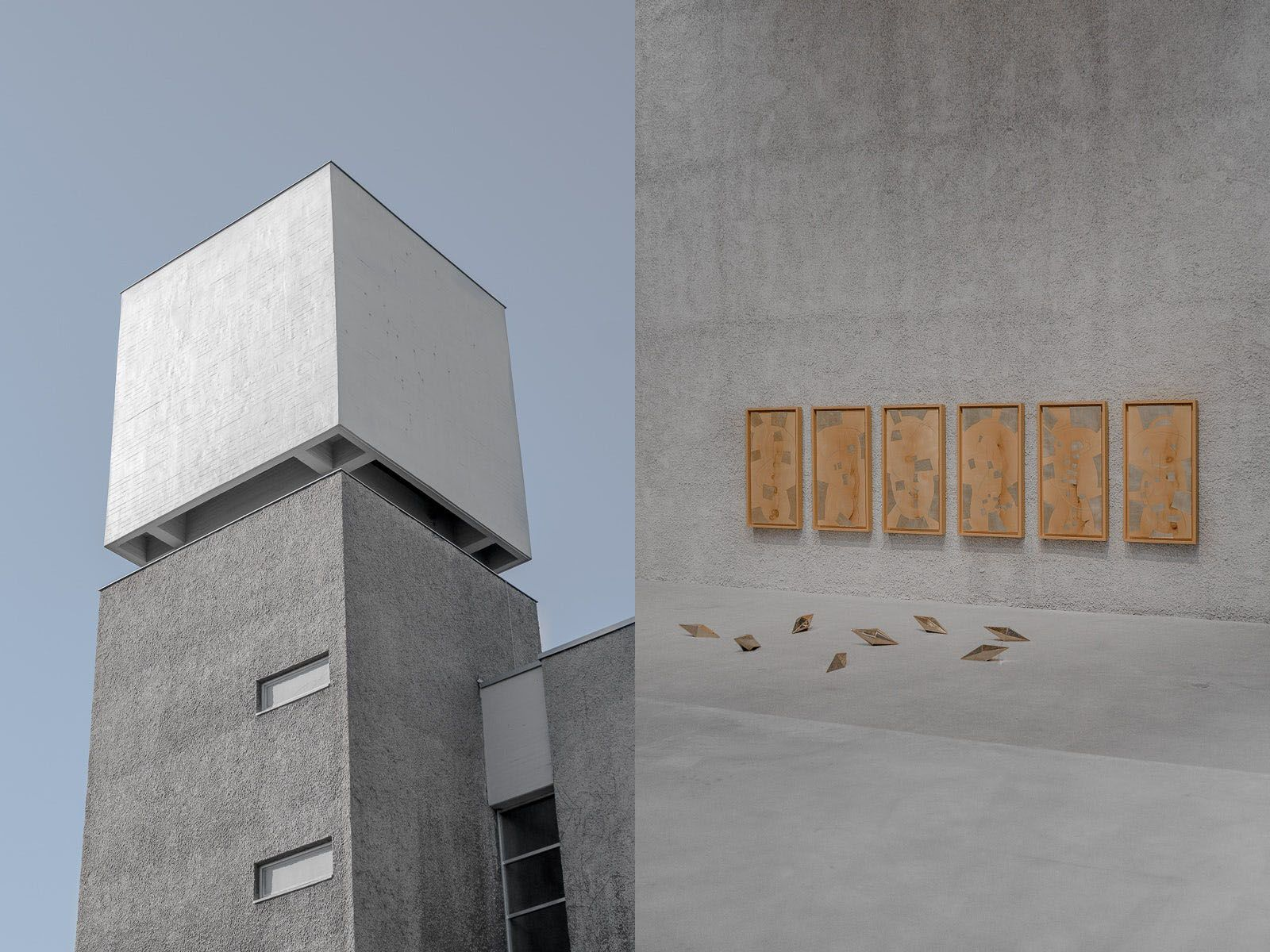 Konig Galerie In Berlin In 2020 Architectural Section Architecture Brutalist