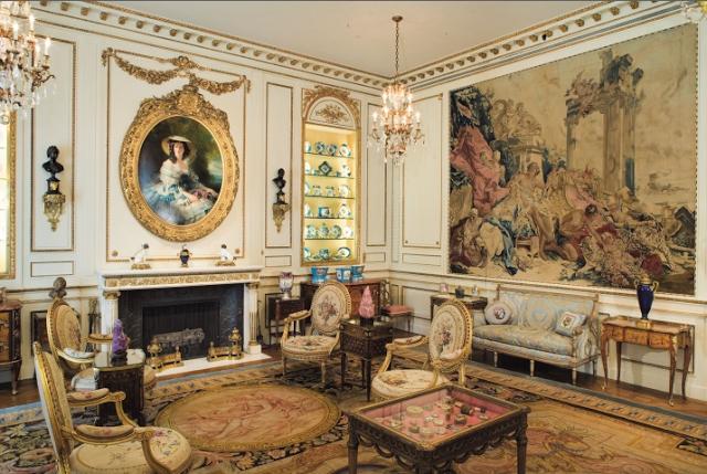 Decoracion victoriana molduras frisios luxury for Decoracion victoriana