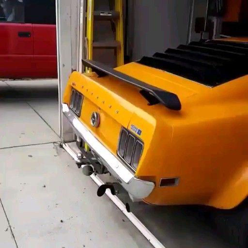 Ford Mustang   - Mustang -