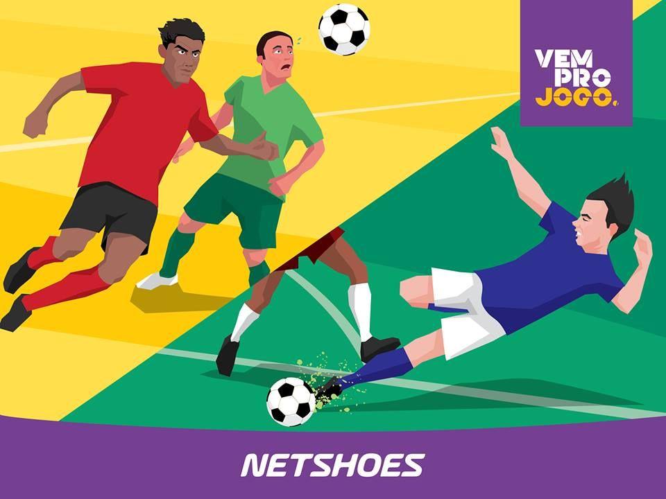 Se você só pudesse escolher uma característica para o seu time, seria #raça ou #técnica? #vemprojogo