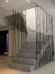image result for rampe escalier corde decio pinterest garde corps escalier design et maison. Black Bedroom Furniture Sets. Home Design Ideas
