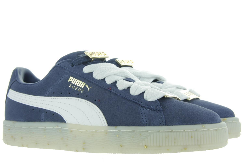 4515cb10da9 Kinderschoenen Suede Classic Bboy Fabulous - 365559 - Puma blauw | Maxime  Schoenen