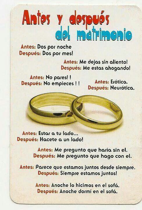 Matrimonio Nestor Molinati Frases Pensamientos