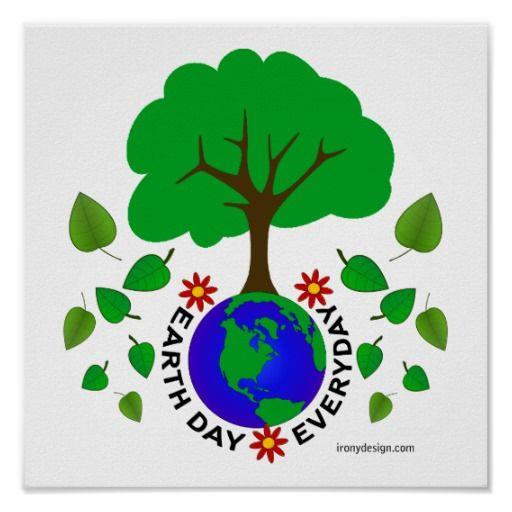 Contoh Poster Lingkungan Dengan Desain Keren Poster