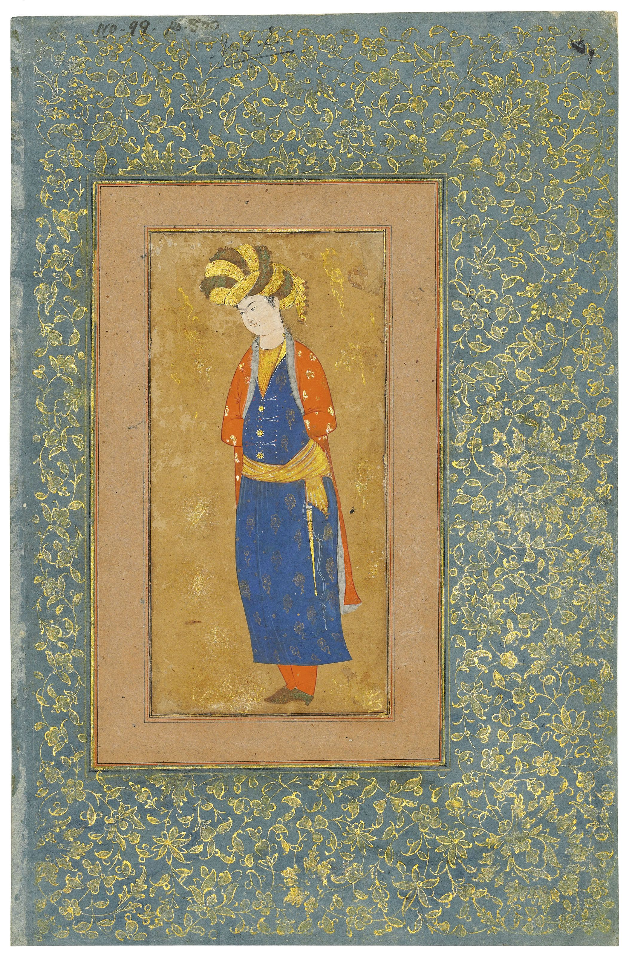 Pin by Rimski on صفوی Persian miniature, Painting