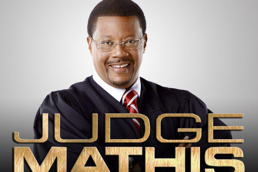 Judge Greg Mathis Tv Judges Tv Talk Show Tv Shows