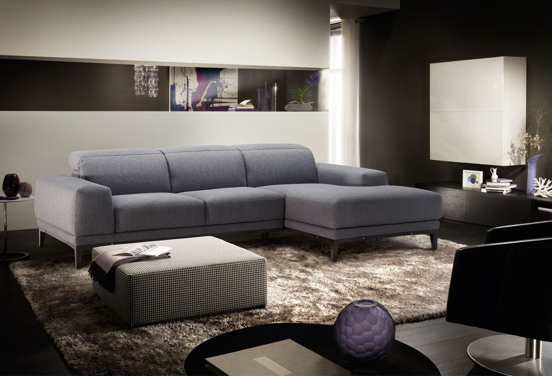 Borghese Sectional By Natuzzi Found At Furnitalia.com