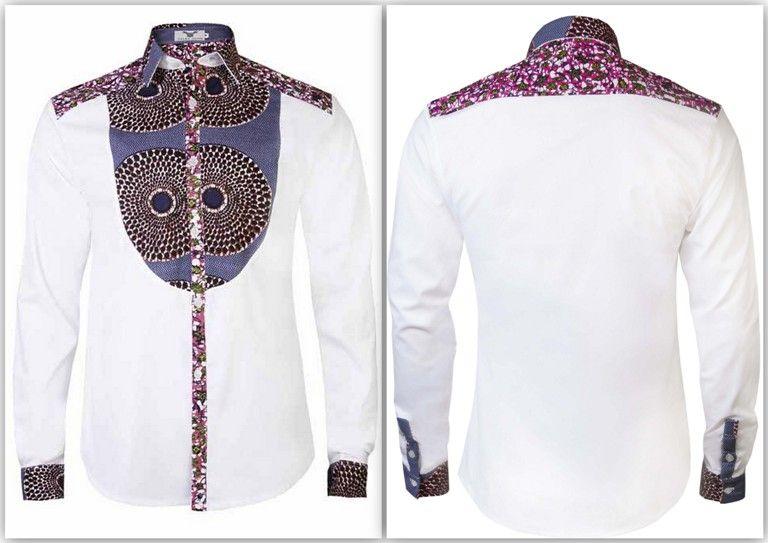 Chemises Pagnifik pour Hommes Ohema Ohene , Pagnifik