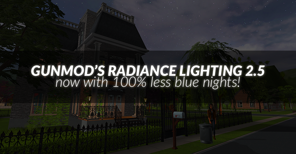 Gunmod S Radiance Lighting System 2 5 Now With 100 Less