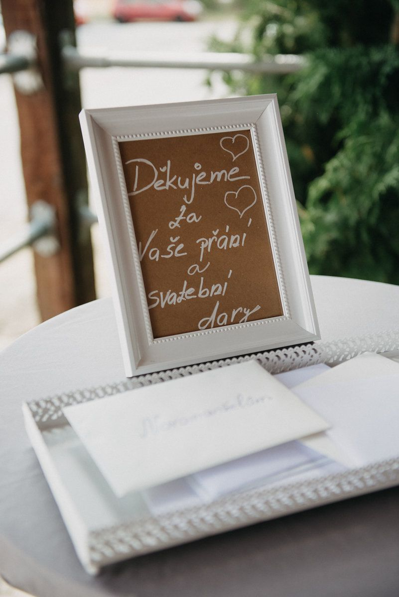Svatba Martiny A Adama Dekorace Na Svatbu Pinterest Wedding