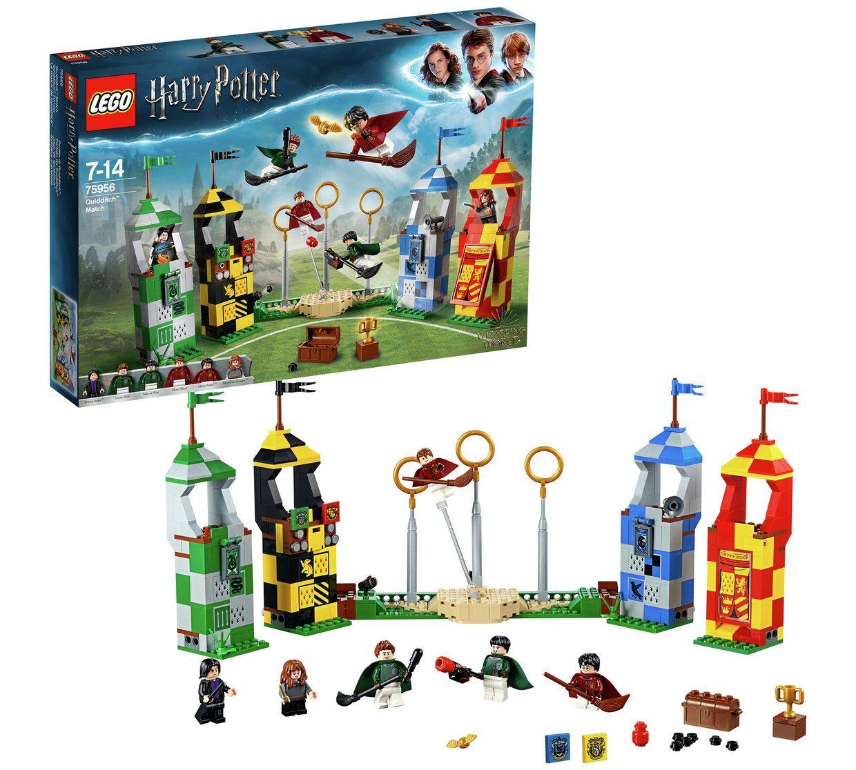 Buy Lego Harry Potter Quidditch Match Building Set 75956 Lego