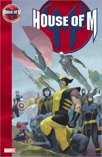 House Of M Brian Michael Bendis Reading Lists And House