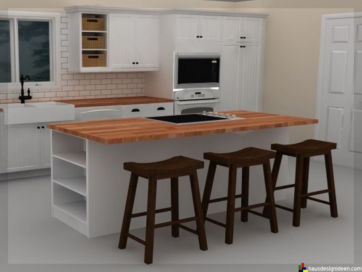 IKEA Küche Insel 008