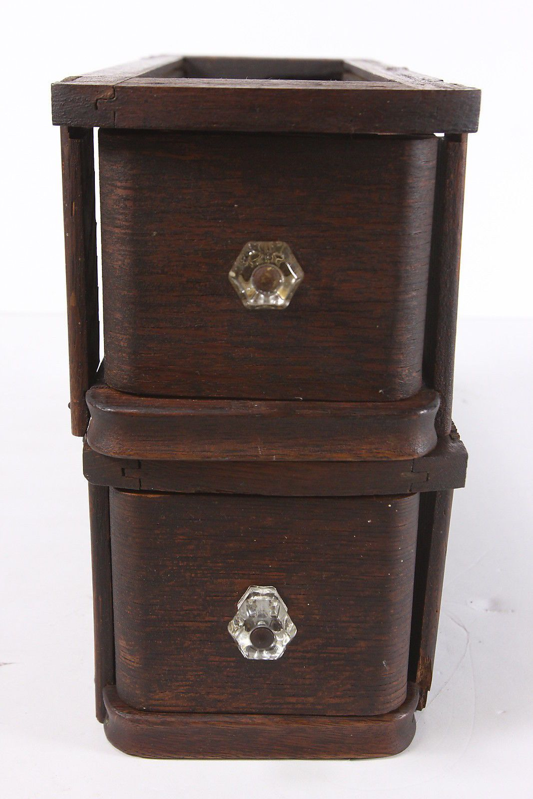 Treadle Sewing Machine Cabinet Antique Singer Treadle Sewing Machine Cabinet 6 Drawers W Thistle