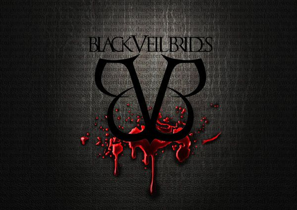 50 Dark Black Backgrounds Cuded Black Veil Black Veil Brides Veil Brides