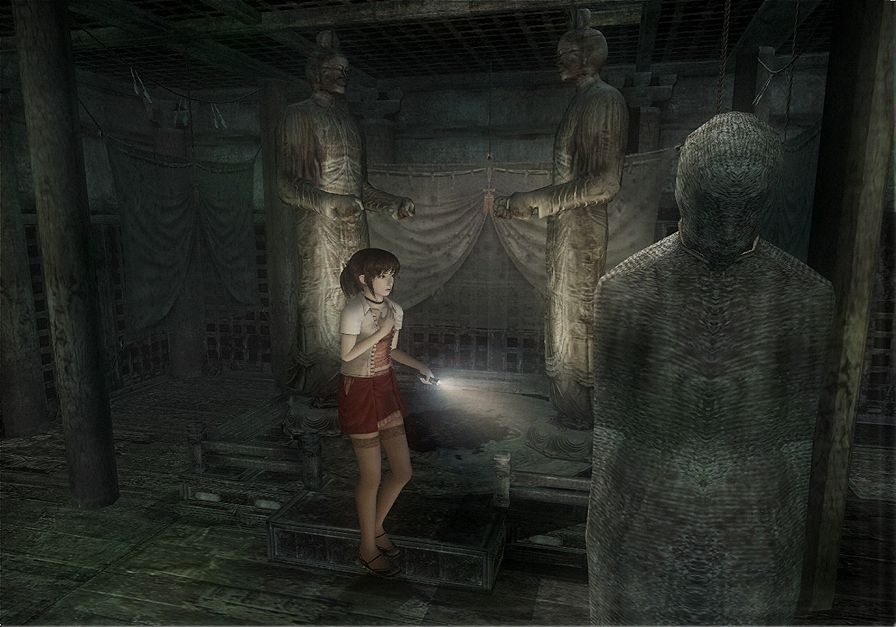Fatal Frame Ghosts | Filed under: Fatal Frame 3 (Emulated/PC, 2005 ...