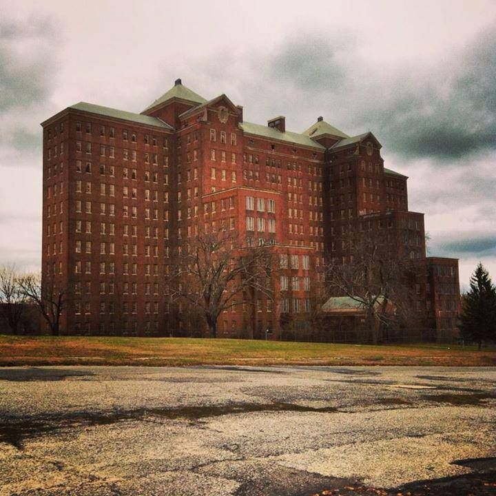Photo By Michele Marie Kings Park Psychiatric Center