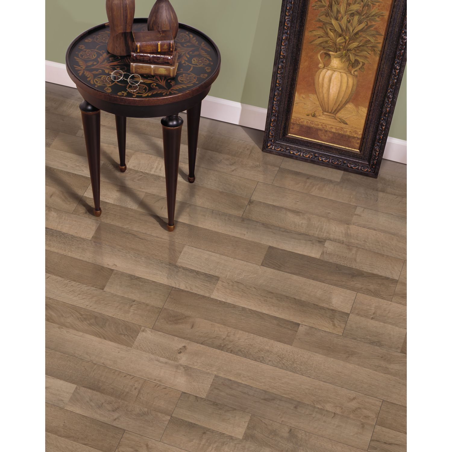 Duraloc By Mohawk Honey Ginger Oak Laminate Flooring