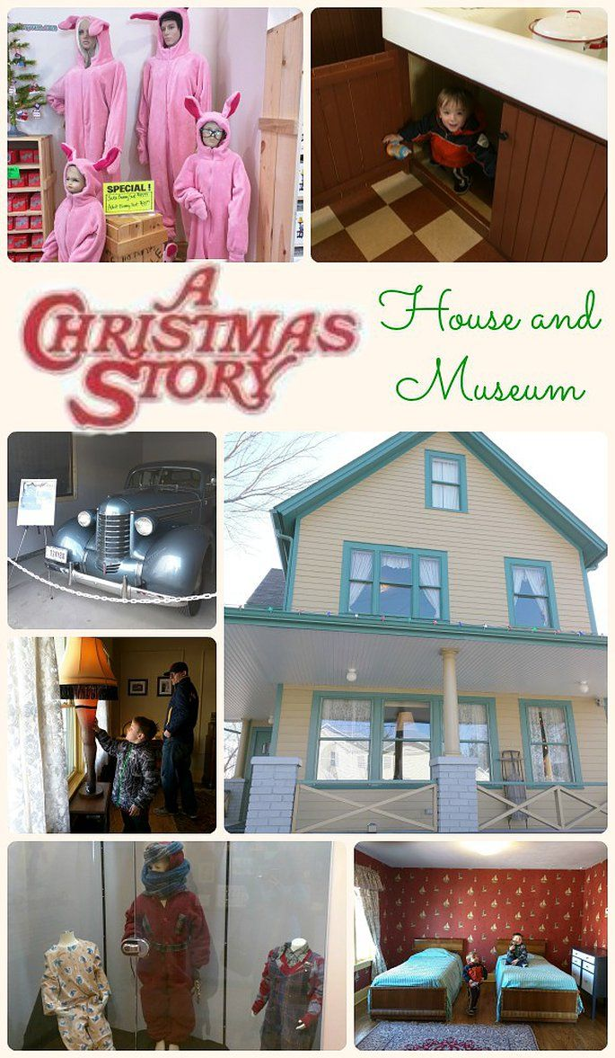 Christmas Story Location.A Christmas Story House And Museum In Cleveland Ohio
