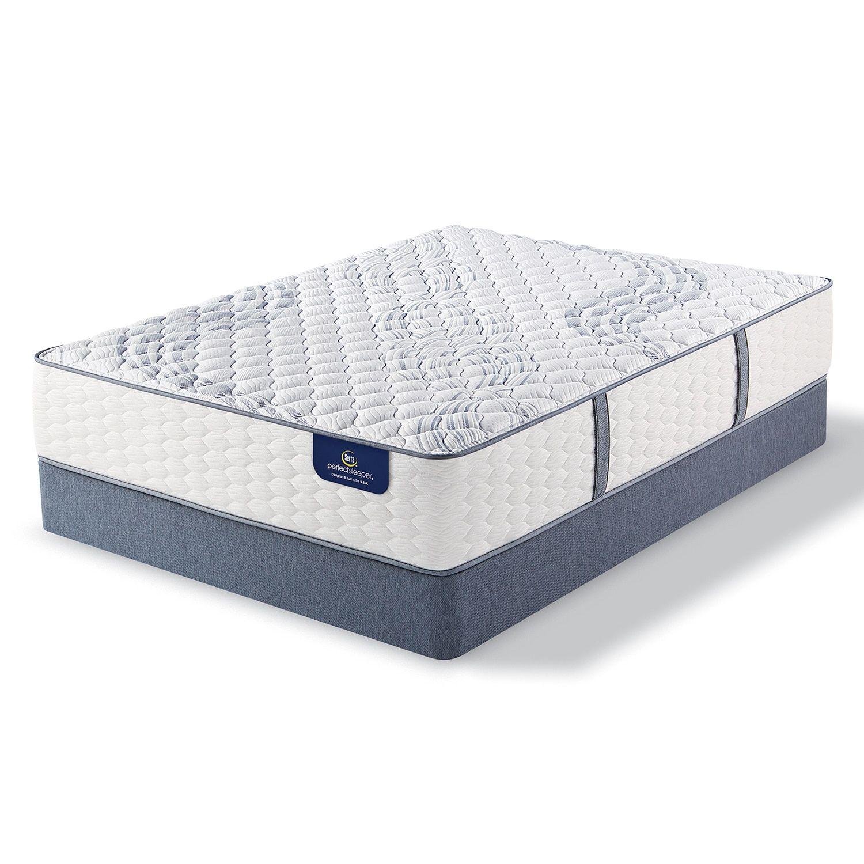 Serta Alima Terrace Extra Firm Mattress Box Spring Set Terrace