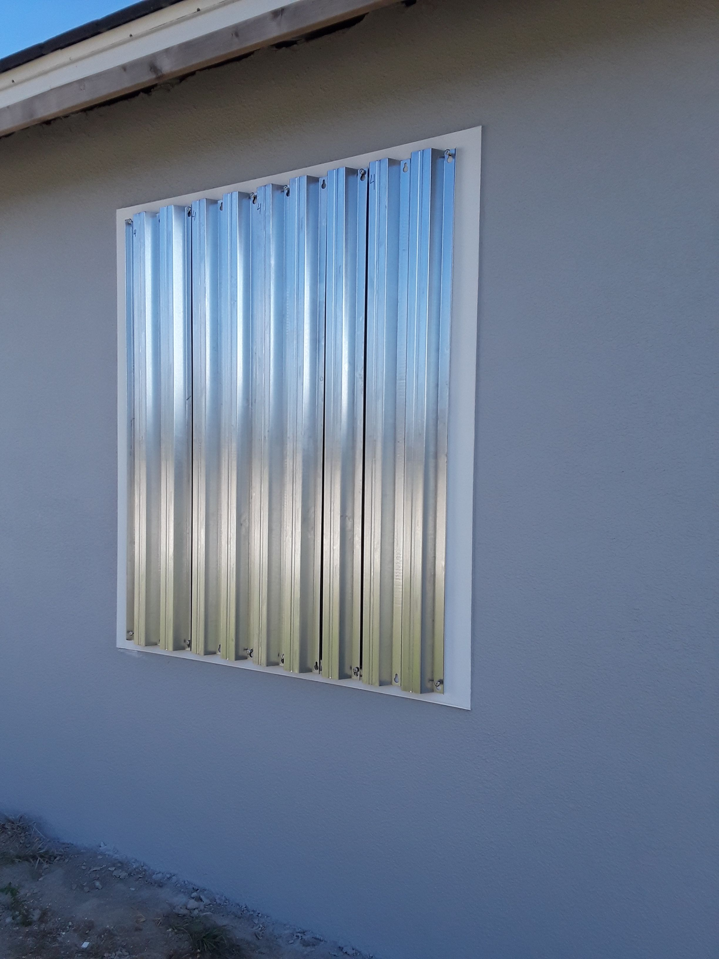 Hurricane Shutters In Brevard County Storm Panels Hurricane Panels Hurricane Panels Hurricane Shutters Hurricane Protection
