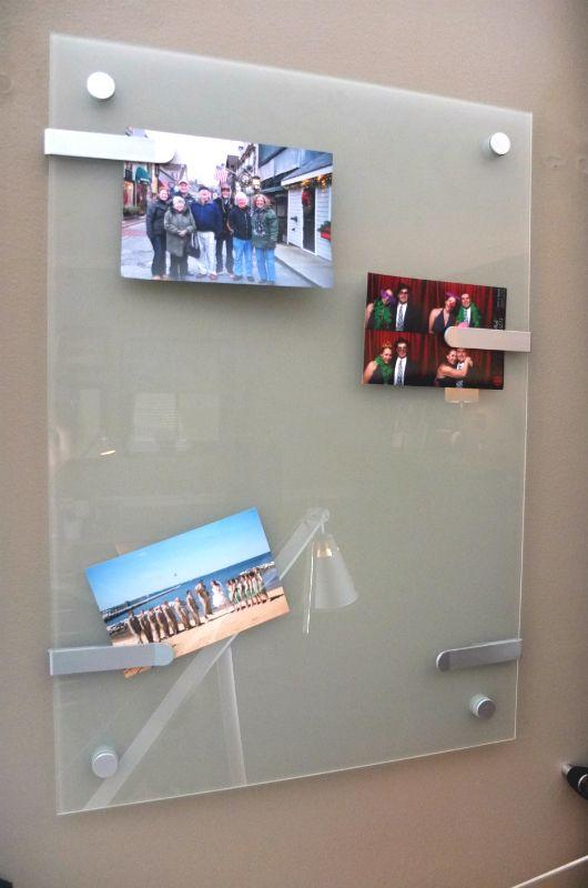 kludd noticeboard glass ikea home tour makeovers ikea ikea home tour home office space. Black Bedroom Furniture Sets. Home Design Ideas