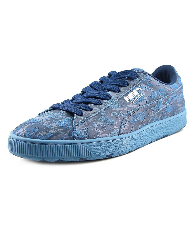 sneaker puma herren blau