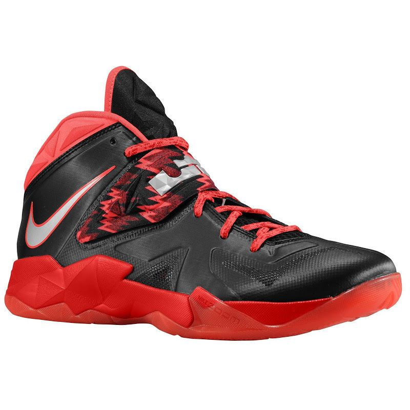 Nike Mens Lebron Zoom Soldier VII Basketball Shoes Sizes 8 to 13 us  609679-005