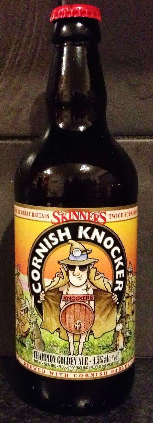 Skinners Brewing Co. -Skinners Cornish Knockers 4,5% pullo